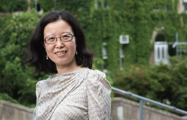 Economics prof. Yiguo Sun