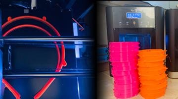 photo of 3D printers