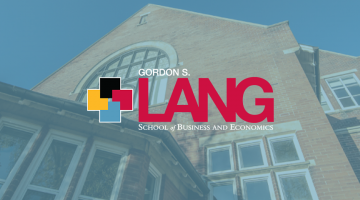 photo of Lang School logo