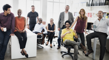 diverse workplace