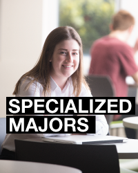 specialized majors