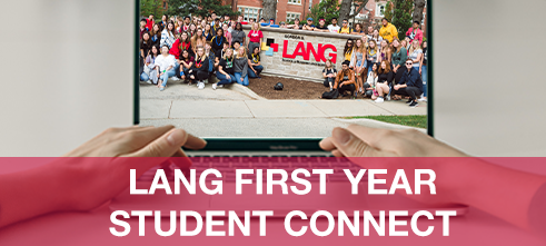 First year student connect