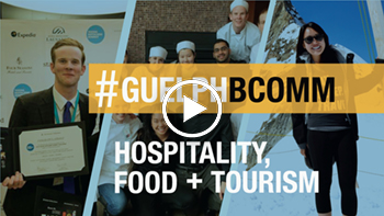 Watch our Hospitality and Tourism Management video on YouTube