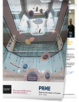 U of Guelph College of Business and Economics PRME Report Cover