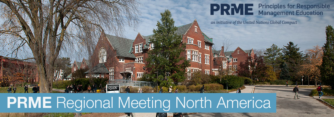 PRME Regional Meeting North America