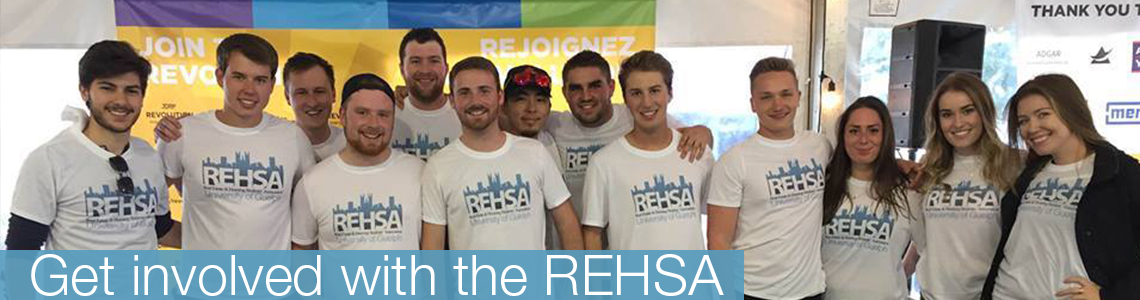 Get involved with the REHSA