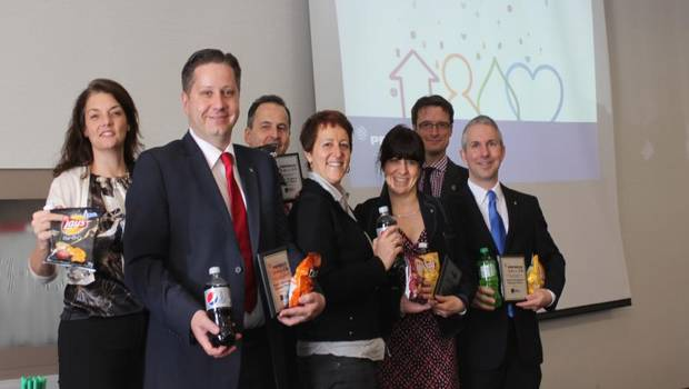 MBA Students take the PepsiCo Challenge