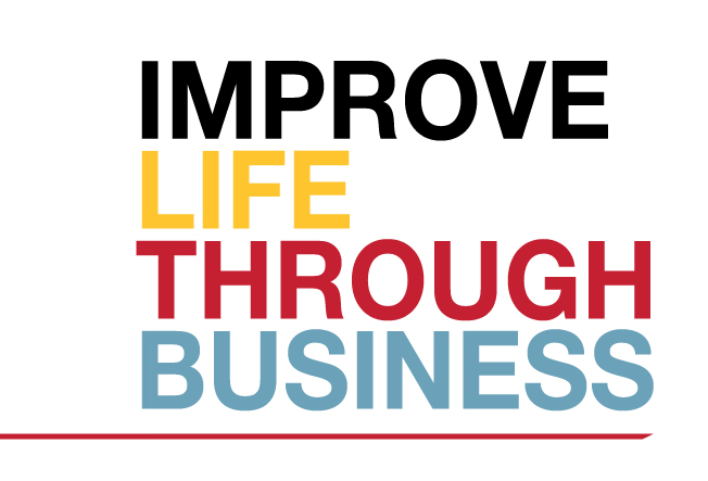 Improve Life Through Business