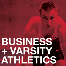 business and varsity athletics