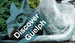 about the city of guelph