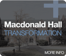 Link to more info on the Macdonald Hall transformation