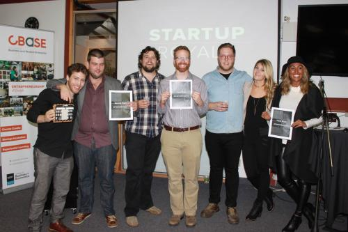 Phot of Startup Royale winners