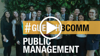 Watch our Public Management video on YouTube