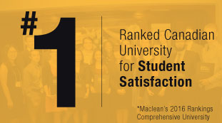 University of Guelph ranked #1 for student satisfaction according to Maclean's
