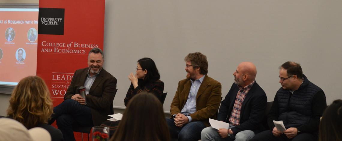 CBE Faculty panel