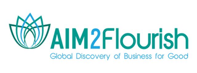 Aim2Fluorish logo