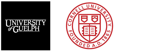 cornell university and university of guelph logo