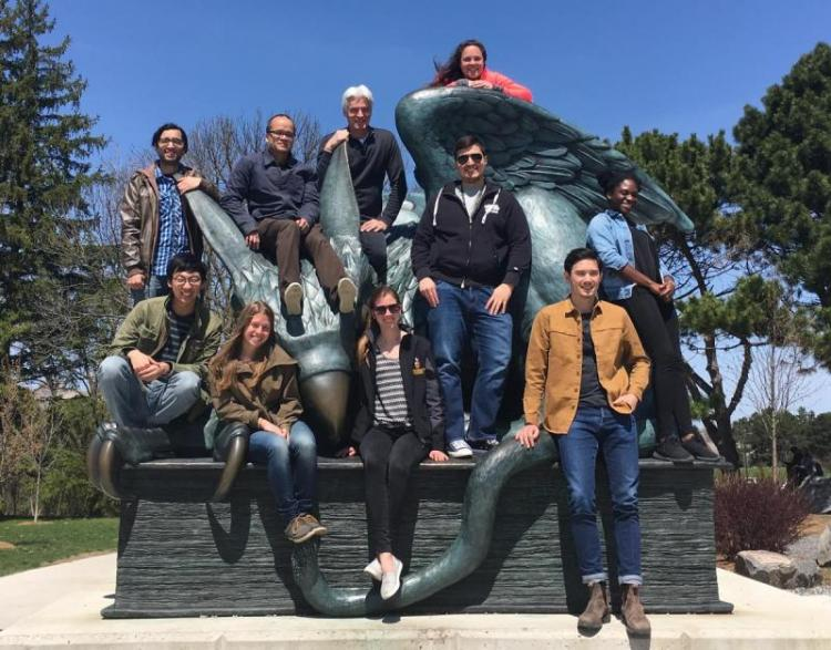 Clarke Lab Group Picture