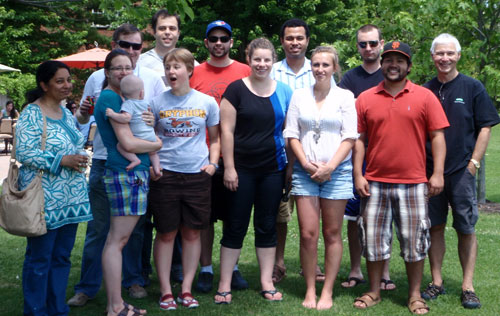 Harauz Lab Group 2012