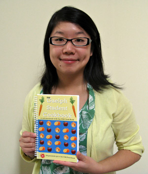 U of g students cook up new recipe book university of guelph when lam a 2011 applied human nutrition grad was volunteering at the food bank two years ago a number of students requested recipes for unfamiliar items forumfinder Images