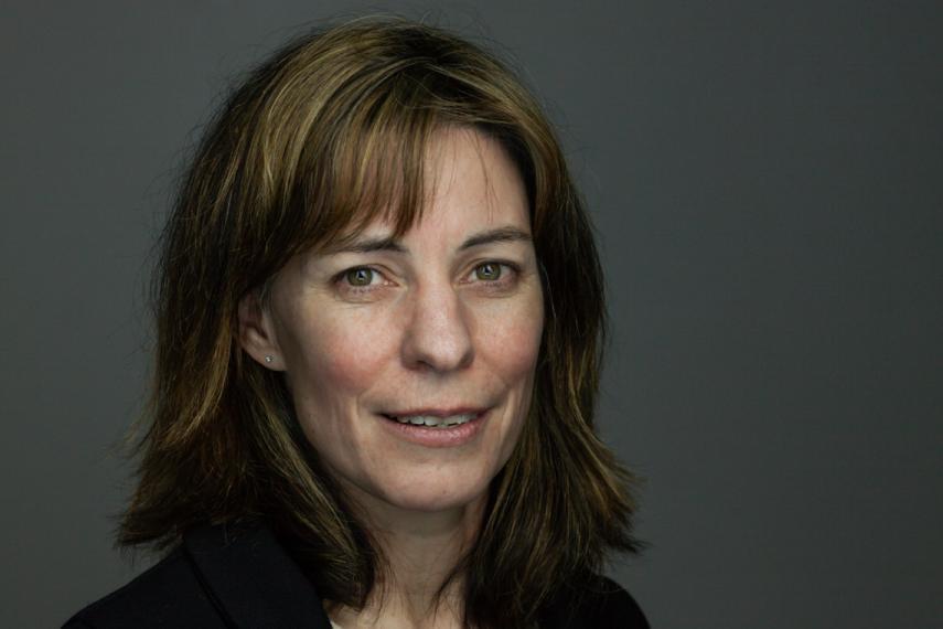Headshot of Melanie Kalischuk