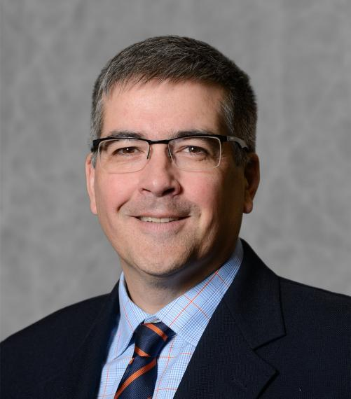 Headshot photo of John Cranfield