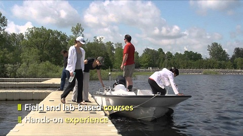 Youtube video: SES Master of Environmental Science (MES) U of Guelph