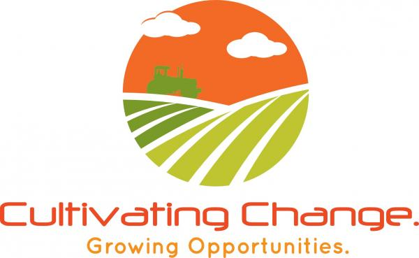 2016 Logo for Cultivating Change and Growing Opportunities