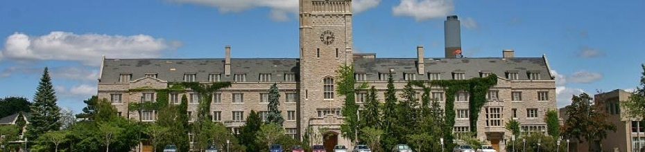 Johnston Hall University of Guelph