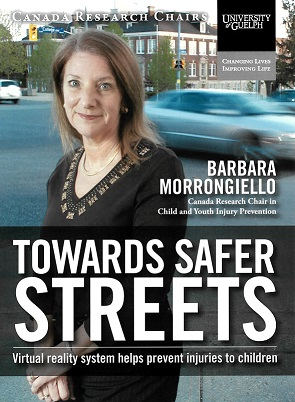 Towards safer streets - Poster of Barb