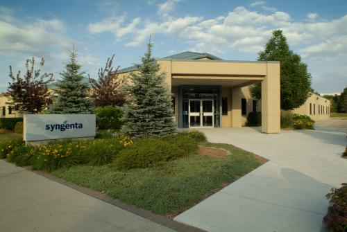 Syngenta Building in Research Park, Guelph Ontario