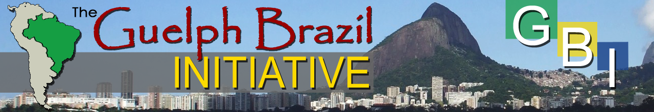 Banner image for the Guelph Brazil Initiative