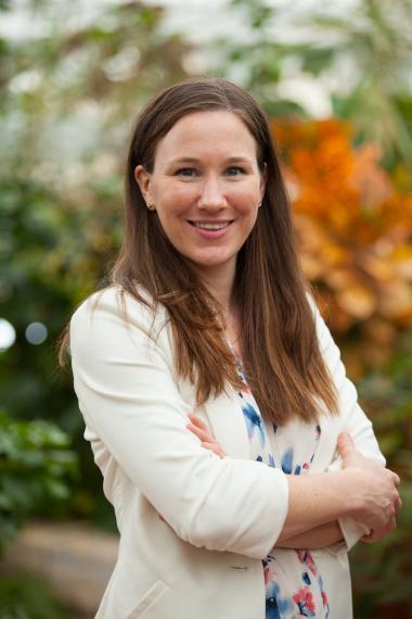 Photo of Elizabeth Shantz