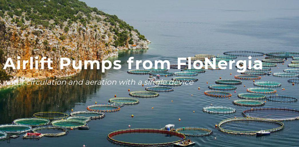 Airlift pumps from FloNergia