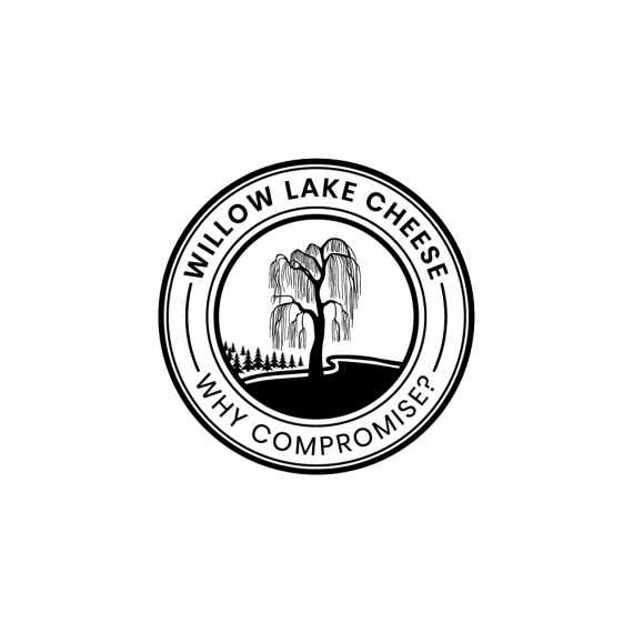Willow Lake Cheese logo