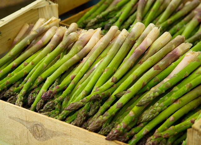 Millennium Asparagus ready for market