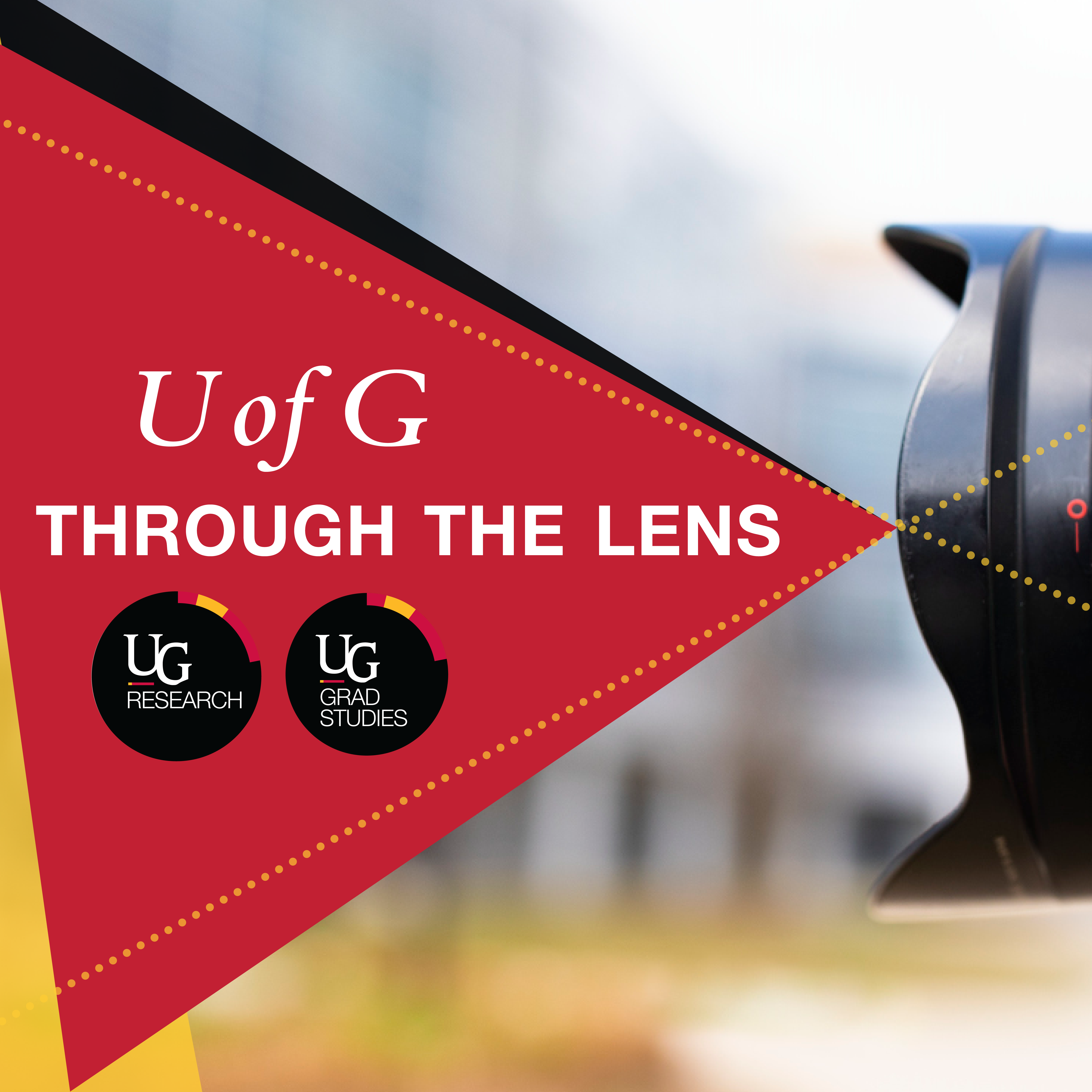 Photo of the U of G Through the Lens photo contest Icon