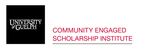 University of Guelph - Community Engaged Scholarship Institute