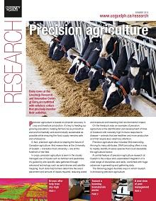 Precision Agriculture - strategically themed newsletter
