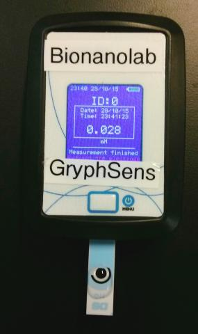 Photo of the Gryphsens app