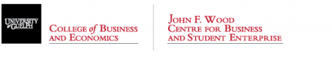 Logo for the College of Business and Economics