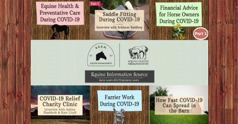 Information about Equine Information Source