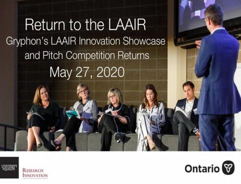 LAAIR showcase promotion