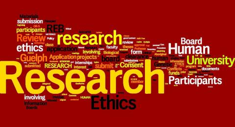 Wordle for Research Ethics