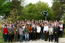 Group photo from Bioconversion Network 2010 Annual General Meeting
