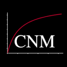 Graph of mathematical function over text CNM