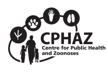 Logo for Centre for Public Health and Zoonoses
