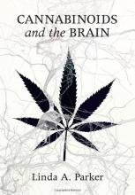 "The cover of Prof. Parker's book ""Cannabinoids and the Brain"""