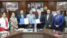 University of Guelph establishes research partnerships in India