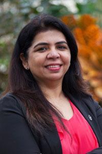 photograph of Neeta Rakheja